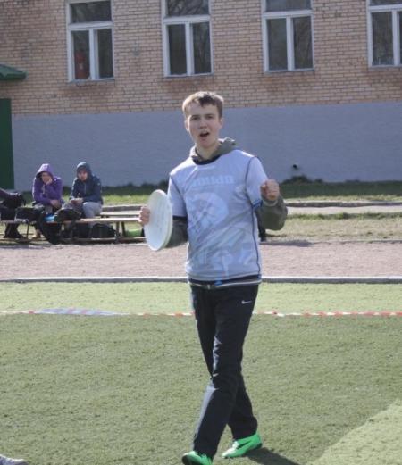 Роман Нестеров на турнире Кубок Конструкторов 2015