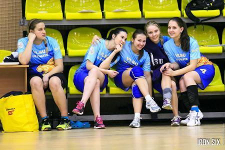 Милана Ухтинская на турнире Женская лига| IRONSIX | ЦР-2