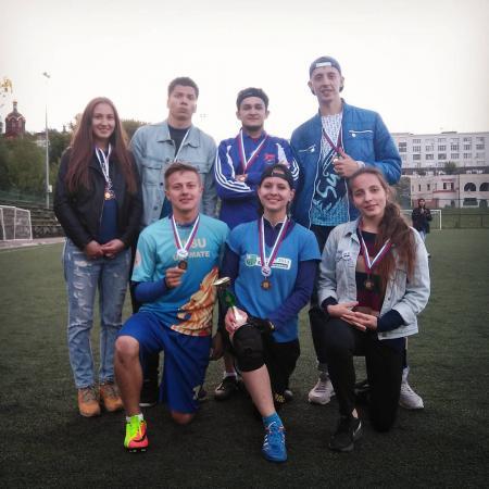 Милана Ухтинская на турнире ВФЛД 2017