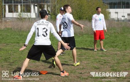 Тимур Гильманов на турнире All Stars Ultimate Camps 2015