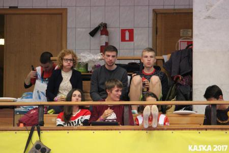 Тимур Гильманов на турнире КАСКА 2017