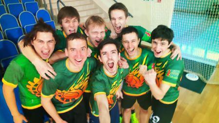 Павел Окороков на турнире Весеннее обострение 2015
