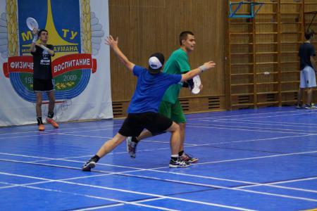 Павел Окороков на турнире Каска 2014