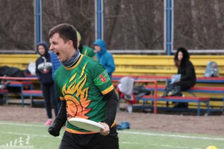Павел Окороков на турнире Кубок Конструкторов 2017