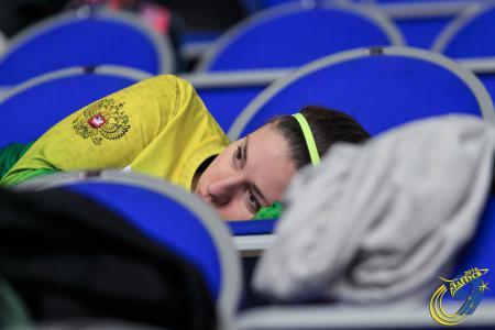 Надежда Торосян на турнире ЗаПуск 2016