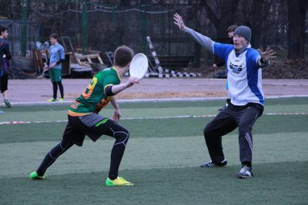 Филипп Федяков на турнире Кубок Конструкторов 2015