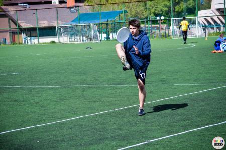 Лев Стахеев на турнире ВФЛД 2017
