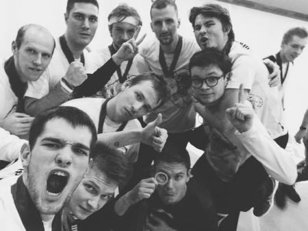 Лев Стахеев на турнире Минск 2018