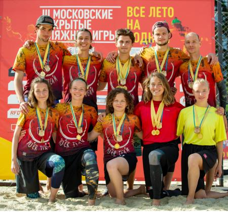 Лев Стахеев на турнире ОЧМ 2019