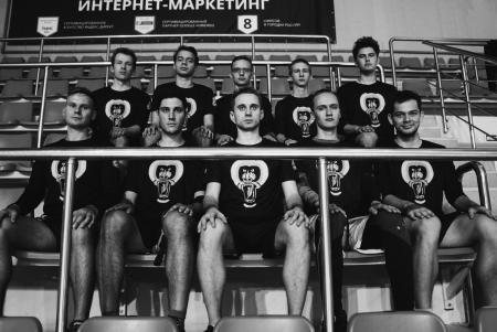 Лев Стахеев на турнире ЧВО в зале