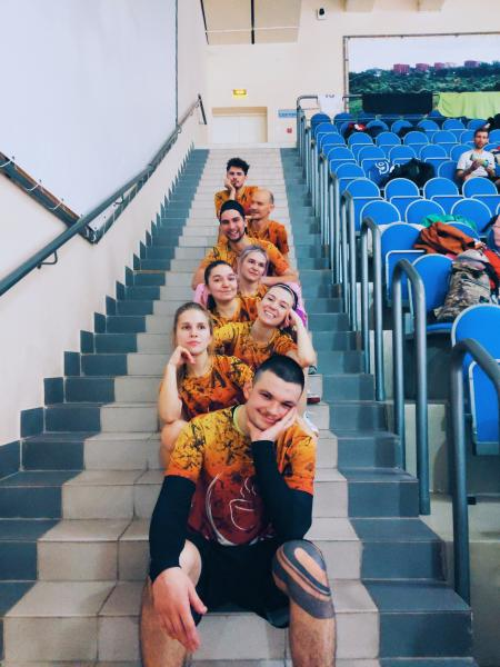 Лев Стахеев на турнире Миксомания 2020
