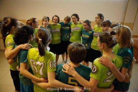 Евгения Овсянова на турнире Весеннее обострение 2015