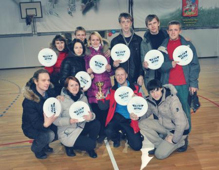 Евгения Овсянова на турнире Запуск 2011