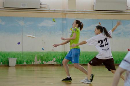Ольга Овсянова на турнире Кубок Дубны 2013