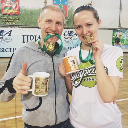 Ольга Овсянова на турнире Весеннее обострение 2015
