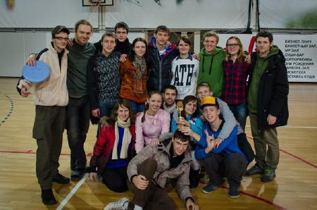 Любовь Кожанова на турнире Запуск 2012