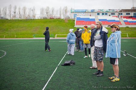Артём Бочкарёв на турнире Yaroslavl Hat 2012