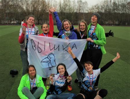 Анастасия Пестова на турнире Кубок Конструкторов 2016
