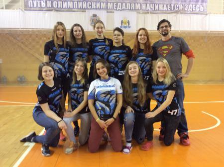 Анастасия Пестова на турнире Экватор 2017