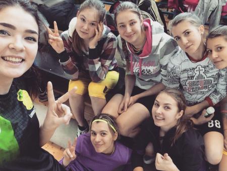 Анастасия Пестова на турнире Женская лига | IRONSIX | ЦР-1