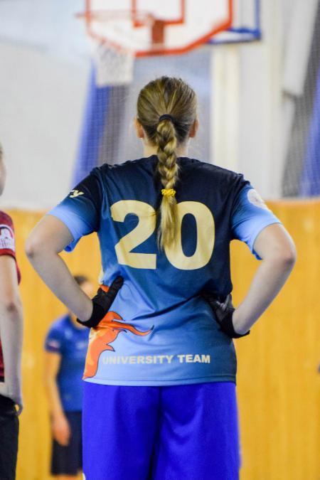 Дарья Пацукова на турнире Женская лига ЦР-2