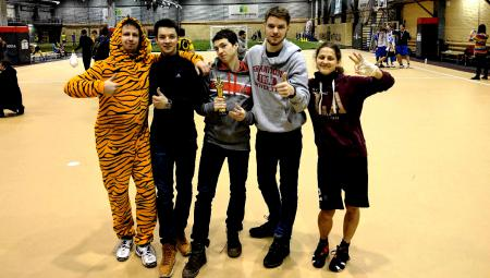 Александр Фомичёв на турнире Рождественский турнир 2017