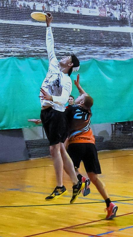 Александр Фомичёв на турнире Кубок Дубны 2017