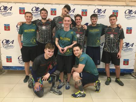 Александр Фомичёв на турнире ЗаПуск-2019 (yep, again)