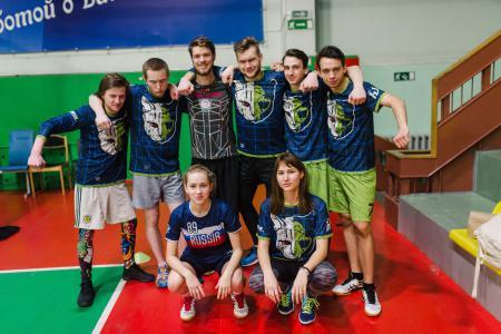 Александр Фомичёв на турнире Lynxes' White Cup 2019