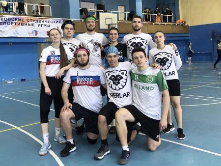 Александр Фомичёв на турнире Кубок Физтеха