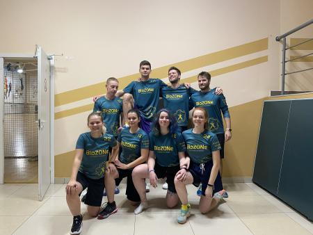 Александр Фомичёв на турнире Миксомания 2020