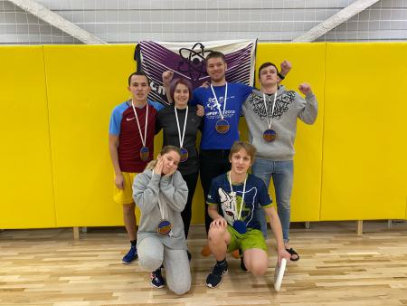 Александр Фомичёв на турнире Шапка-Ушанка 2020