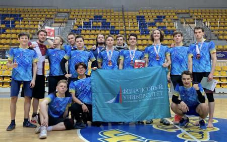 Александр Фомичёв на турнире ЧВО-21