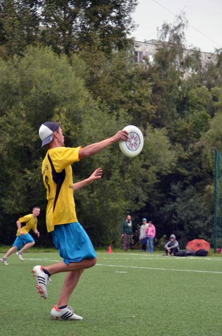 Андрей Базлов на турнире Level Up Three