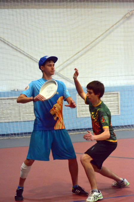 Андрей Базлов на турнире Best 2013