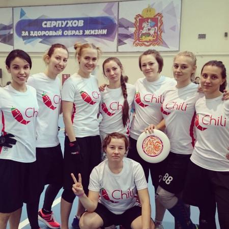Евгения Коблова на турнире ЗаПуск 2016