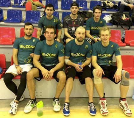 Андрей Смельчаков на турнире Александровская слобода 2017