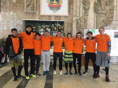 Андрей Смельчаков на турнире Кубок Конструкторов 2017