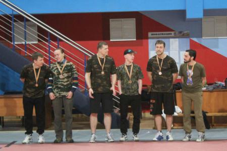 Андрей Смельчаков на турнире Дискотека 2014