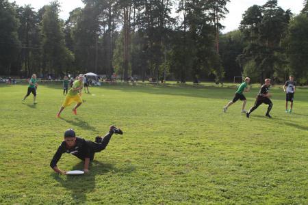Сергей Голосов на турнире МЧР 2017