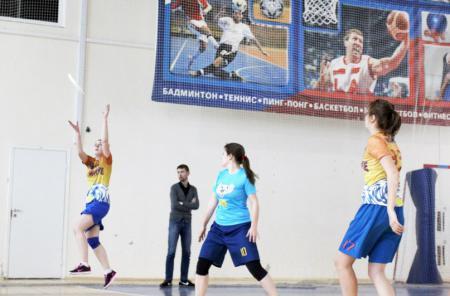 Александра Хрущ на турнире ПМС 3 этап
