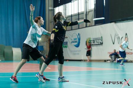 Александра Хрущ на турнире ЗаПуск 2017