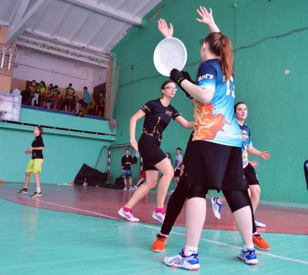Александра Хрущ на турнире КУБОК ЗОЛОТЫХ ЛЬВОВ 2018