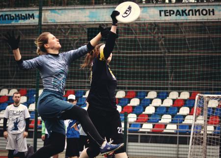 Александра Хрущ на турнире Кубок Конструкторов 2018