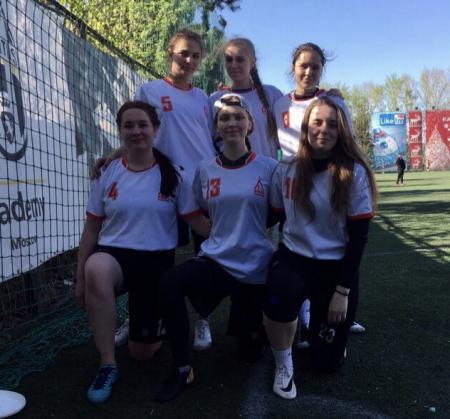 Александра Хрущ на турнире Кубок Конструкторов 2019