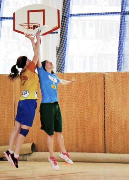 Александра Хрущ на турнире Женская лига | IRONSIX | финал
