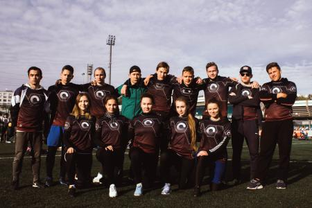 Юля Буш на турнире Кубок Столетовых 2018