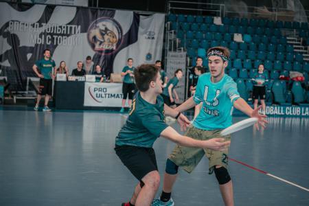 Максим Исаенков на турнире ULTIMATUM 2019