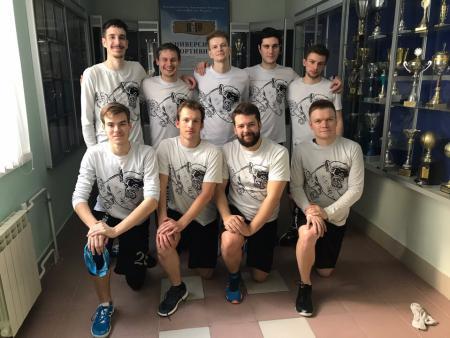 Максим Исаенков на турнире Лорд Новгород 2019