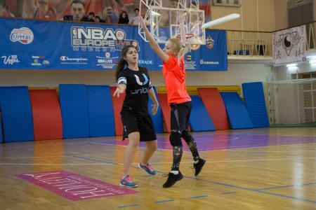 Ульяна Матвеева на турнире АРЕНА 2015